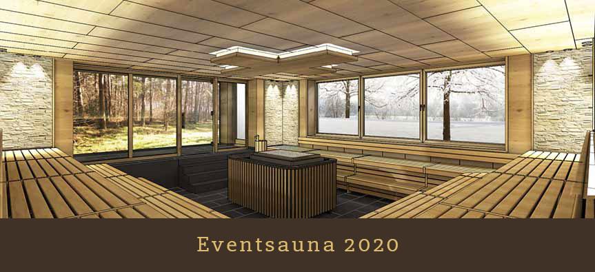 Sauna event saune